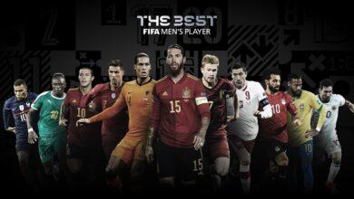 Fifa anuncia candidatos a prêmios de melhor do mundo: Neymar, Alisson e gol de Arrascaeta 6