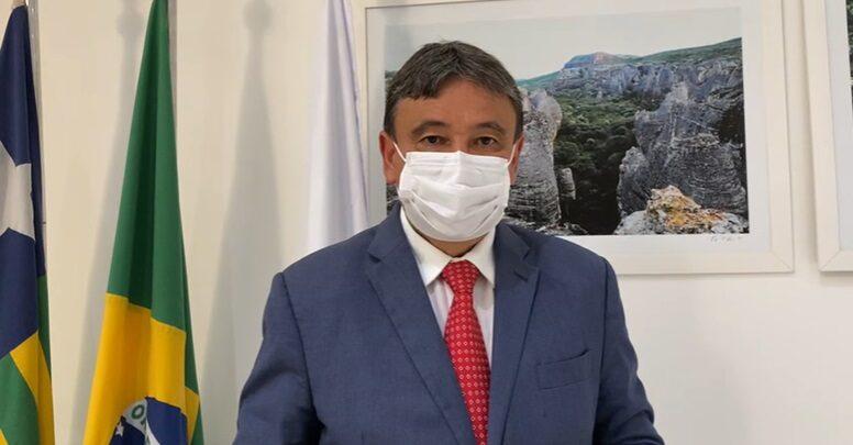 Wellington Dias participa de encontro para definir plano de vacinação contra Covid-19 1