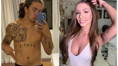 Whindersson Nunes se declara para namorada Maria Lina: 'Amo você, vida' 6