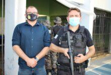 'Operação Fim de Ano' é realizada na Penitenciária de Oeiras 13