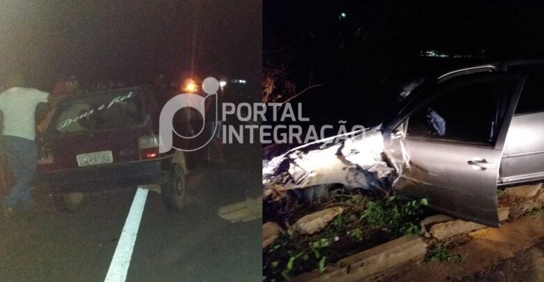 Colisão entre dois veículos deixa uma pessoa morta em Oeiras 1