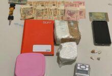 Suspeito investigado por porte de explosivos é preso com cocaína em Floriano 13