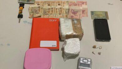 Suspeito investigado por porte de explosivos é preso com cocaína em Floriano 3