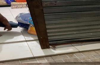 Oficina e mercadinho são alvos de bandidos em Oeiras 5