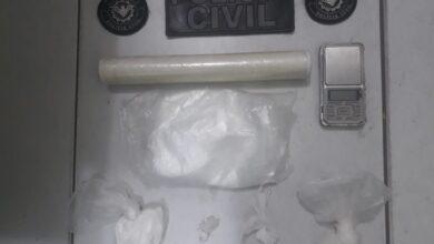 Operação contra o tráfico de drogas foi realizada nesta quinta-feira em Oeiras e região 4
