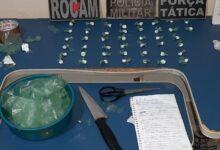 Polícia prende suspeito de tráfico de drogas em Picos 7