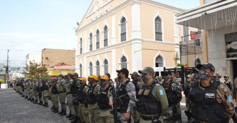 Governador anuncia concurso para Polícia Militar com quase 700 vagas no Piauí 1