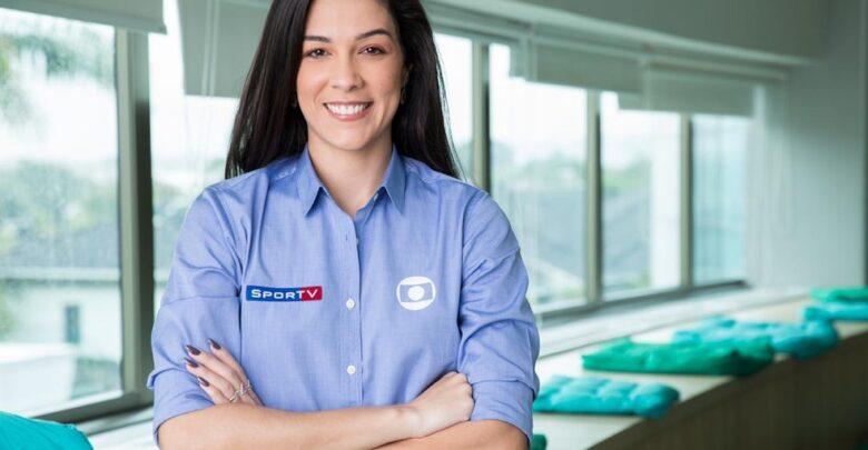 Globo contrata Renata Silveira, primeira narradora da história da emissora 1