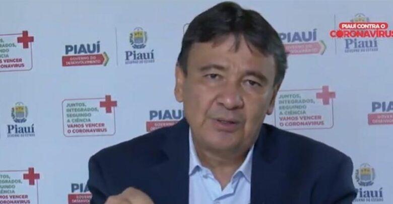 Wellington Dias descarta novo lockdown no Piauí 1