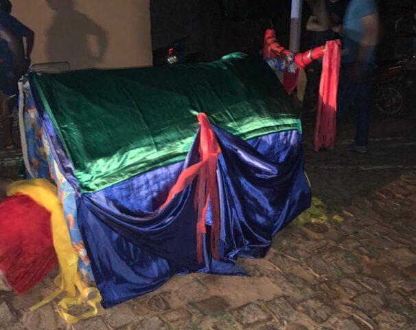 Festa do Reisado em Cajazeiras do Piauí