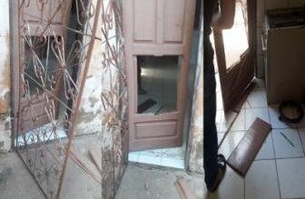 Ladrões arrombam casa de estudantes e comércio é alvo de bandidos bairro Bomba em Oeiras 5