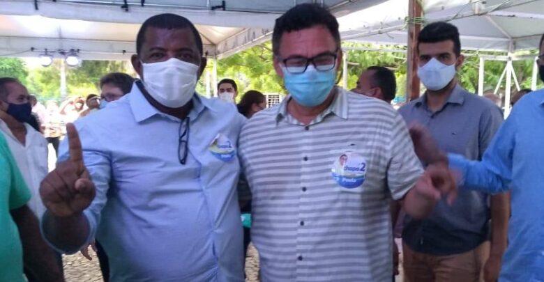 Alberto novo prefeito de Cajazeiras do Piauí participa da eleição da APPM em Teresina 1
