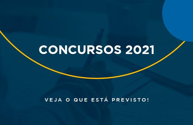 Confira os concursos públicos já abertos e previstos para acontecer em 2021 1