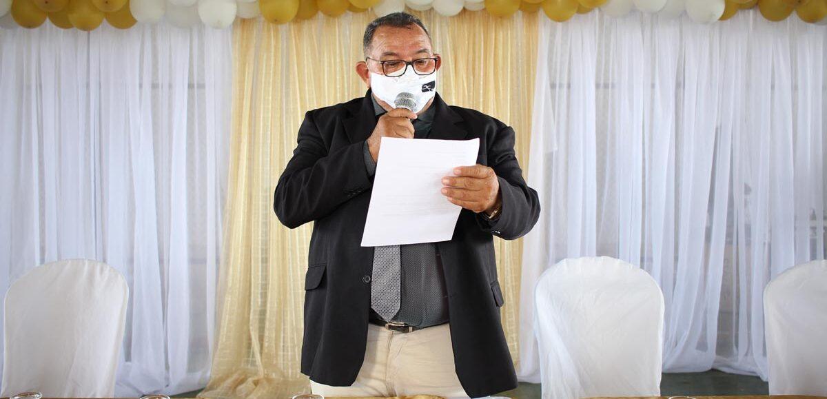 Vereador Luís de Alcides é eleito presidente da câmara municipal de Cajazeiras 2