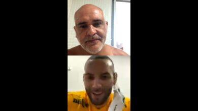 """Marcos oferece a camisa 12 do Palmeiras para Weverton: """"Dê sequência na história dela"""" 6"""