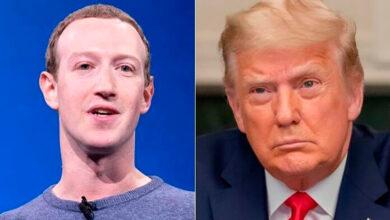 Facebook e Instagram vão banir Trump até fim do mandato,diz Zuckerberg 5